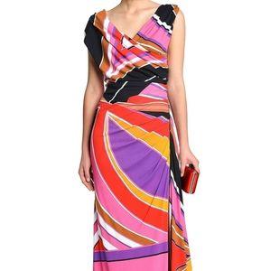 Emilio Pucci maxi dress size 2(38) BNWT